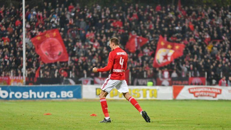 ЦСКА-София разпиля Етър в един от най-коректните мачове от началото на първенството (видео+галерия)