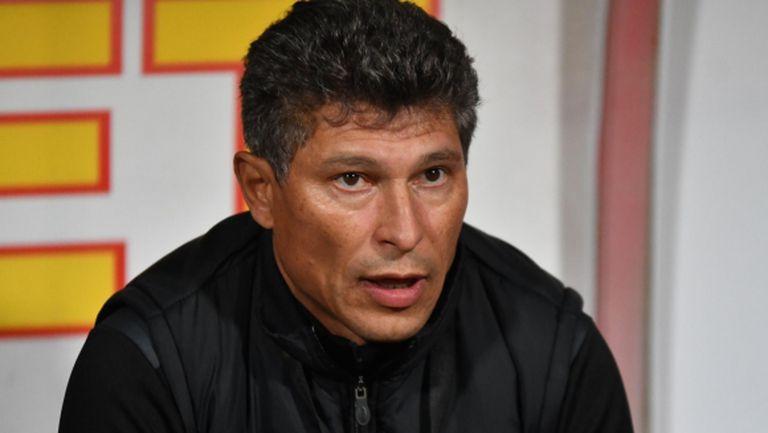 Балъков: Доволен съм от старанието, досега нямахме проблеми при статични положения