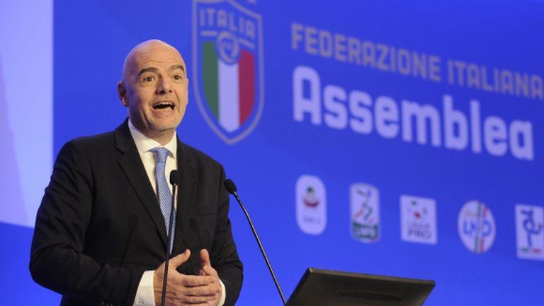 ФИФА официално наложи вето на идеята за испански мачове в САЩ