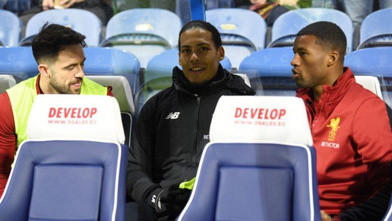 В Ливърпул няма нови контузии, но има нови капитани