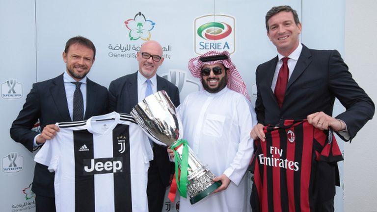 Призоваха Ювентус и Милан да не играят в Саудитска Арабия