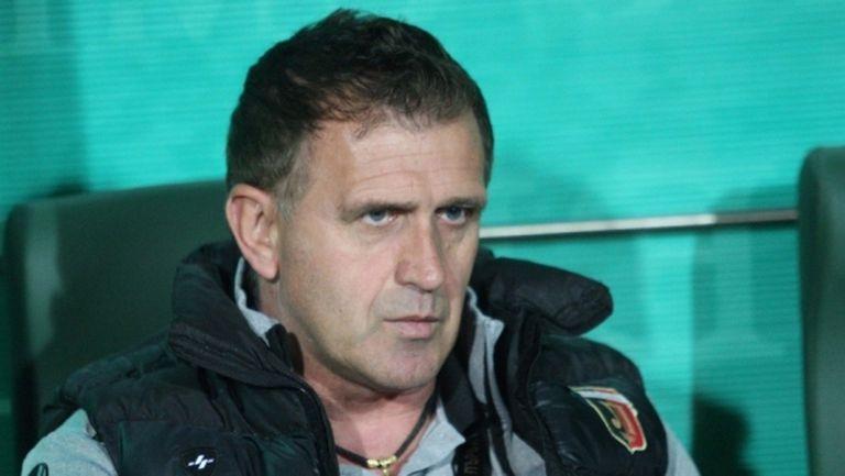"""Акрапович: Видяхме колко сме """"слаби"""", трябваше да бием Дунав с 5-6 гола"""