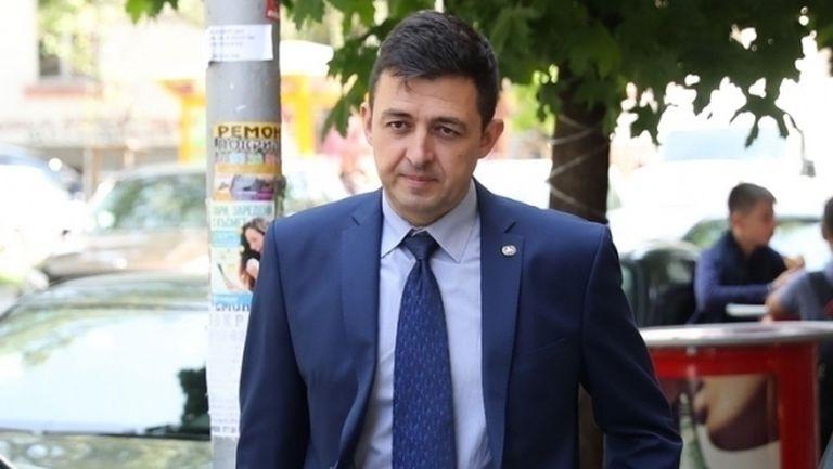 Красимир Иванов с атака към съдиите след отпадането на Левски