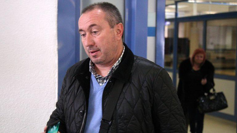 Мъри Стоилов извежда Левски на първа тренировка?