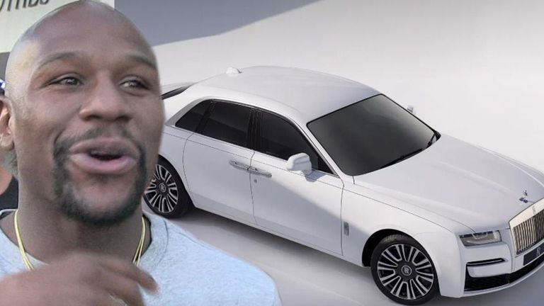 Мейуедър си купил 9 коли за 1 милион долара🏎️