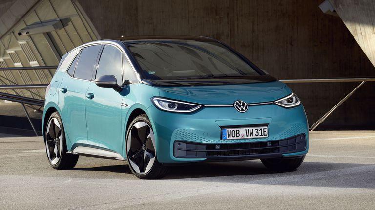 Volkswagen с три награди в конкурса Кола на годината на България