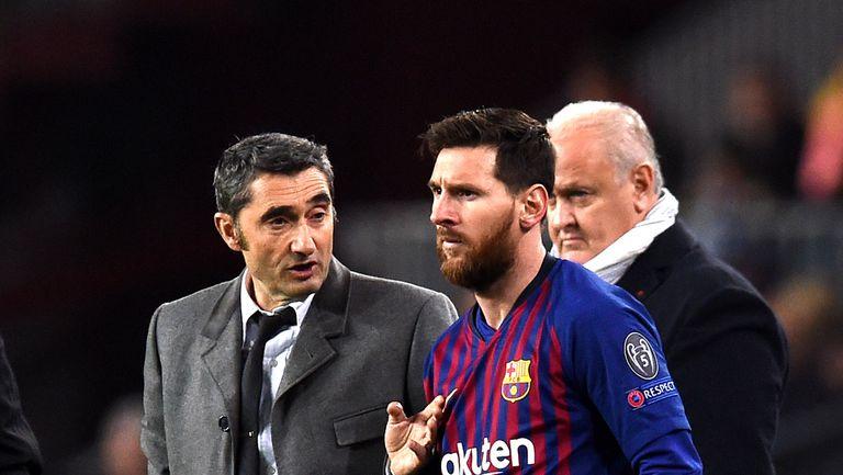 Напуснал Барса говори за проблемите с бивш треньор: Не можеше да говори дори с Меси