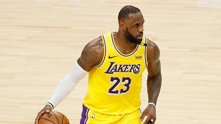 ЛеБрон Джеймс е най-мразеният играч в НБА