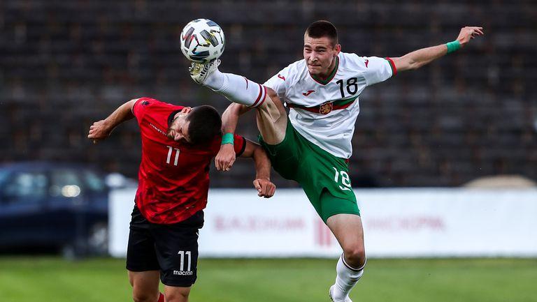 България - Албания U21