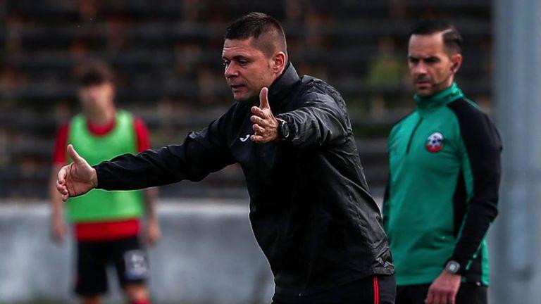 Александър Димитров: Толкова голове не сме вкарвали и на тренировка