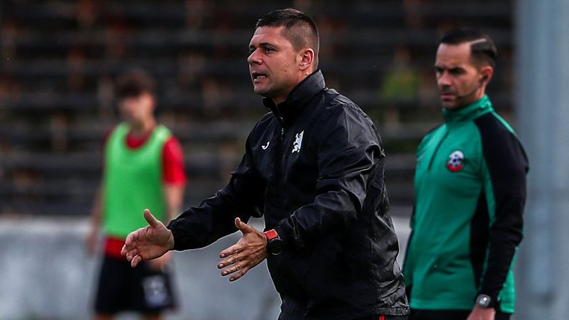 Димитров: Хубаво е, когато започнеш с 2-3 гола, но е много трудно, не се познаваме