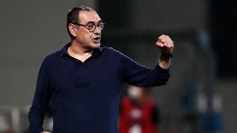 Маурицио Сари е новият треньор на Лацио