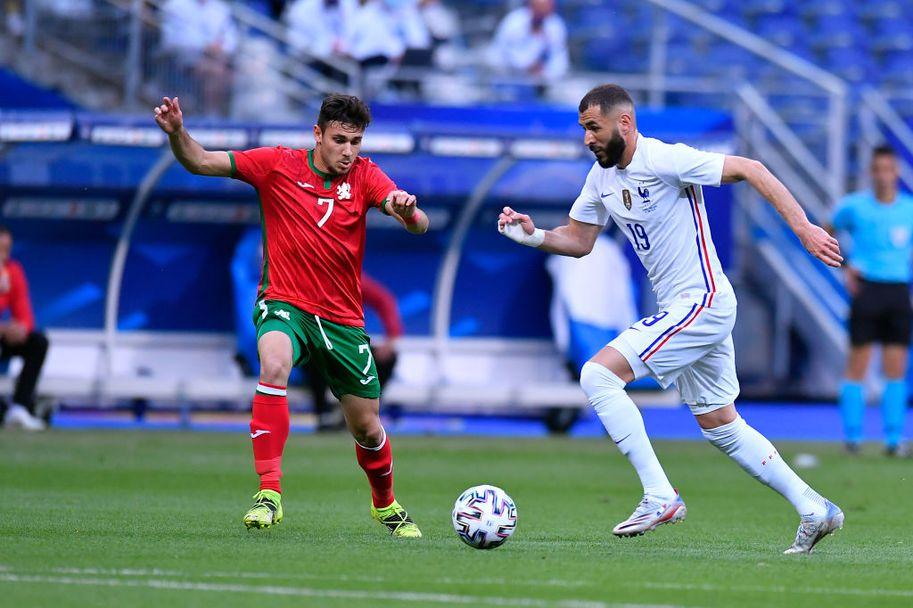 Франция - България 3:0