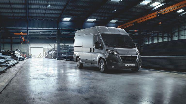 Лекотоварни автомобили на Peugeot ще бъде представена в рамките на Truck Expo 2021