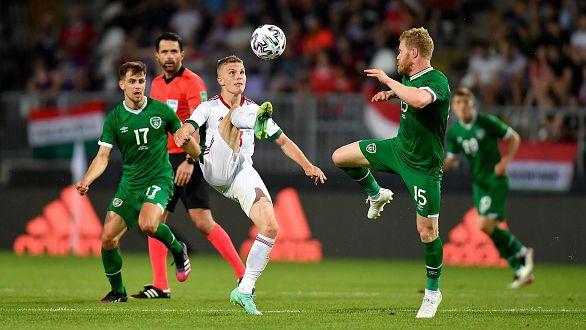 Унгария - Ирландия 0:0