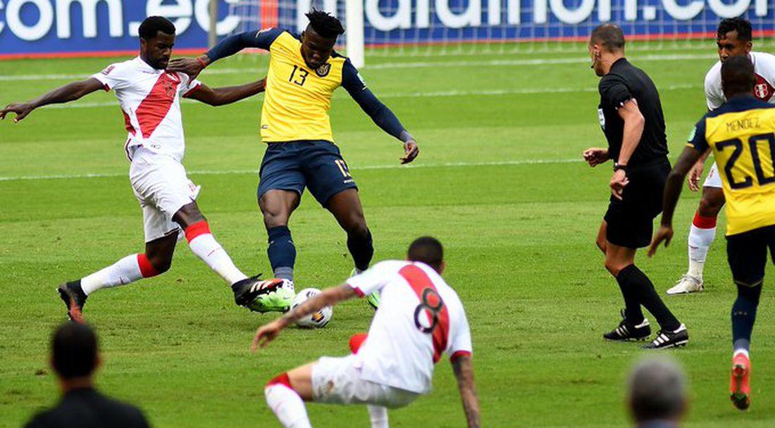 Кайседо получи шанс като титуляр, но Еквадор отново загуби (видео)
