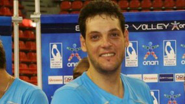 Пламен Константинов и Жеков MVP в Гърция