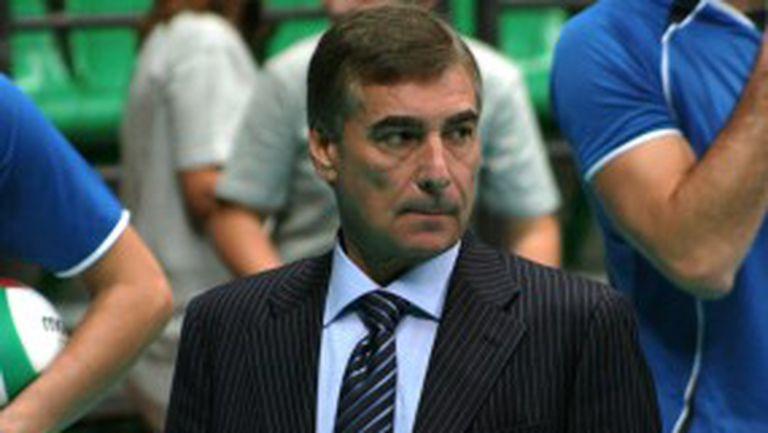 Кунео поздрави Пранди за назначението му като треньор на България