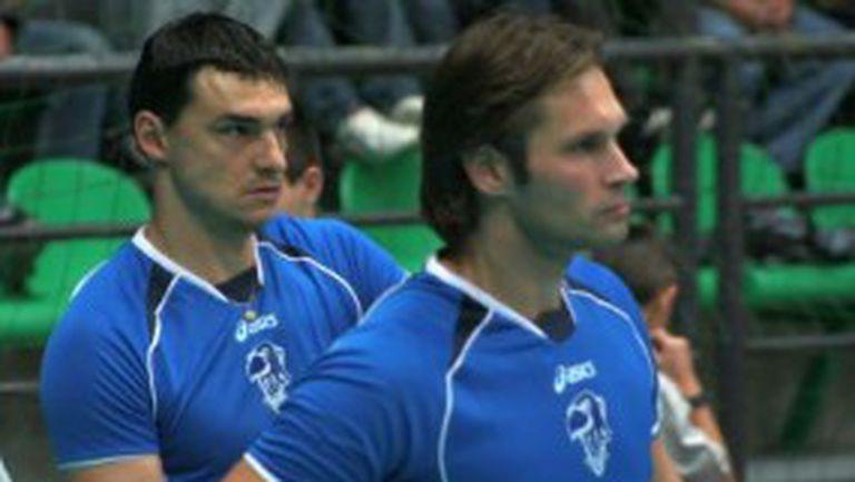 Кунео губи, блестящ Владо Николов с 22 точки