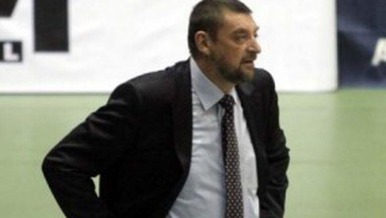 Гьорг Деметер: ЦСКА е млад и талантлив отбор