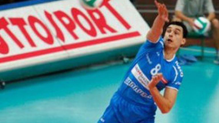 Владо Николов: Победа над Тренто ще е най-доброто за Кунео