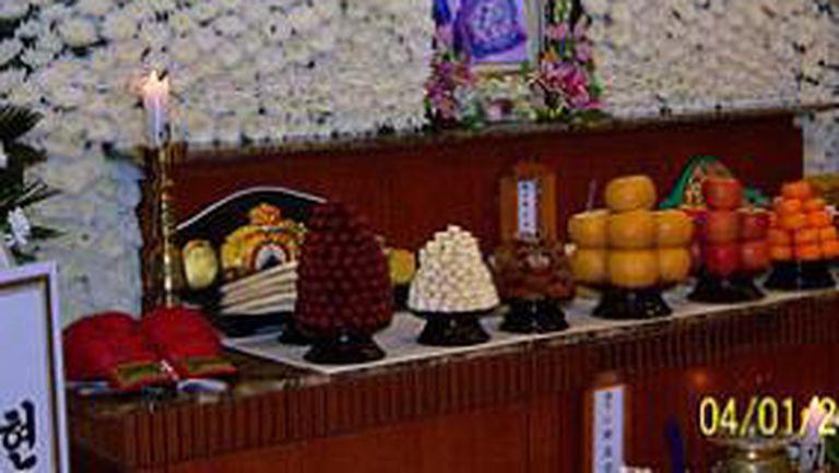 Погребаха корейски боксьор