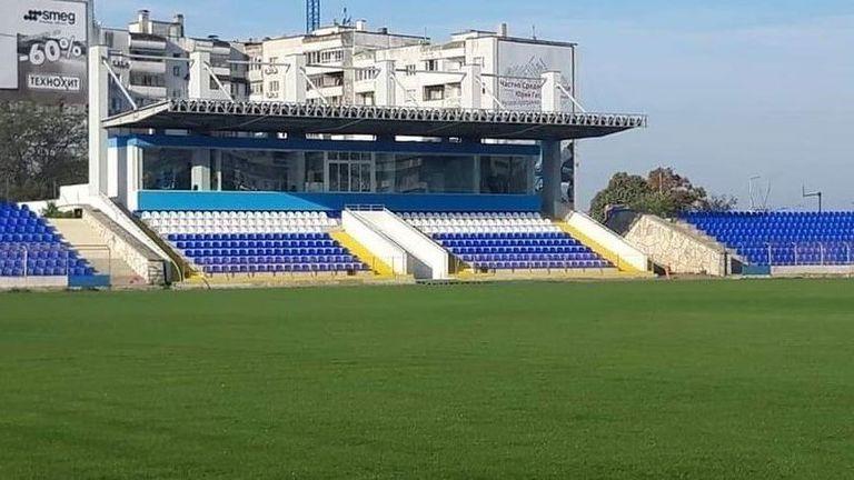 Спартак (Варна) представя отбора си на 18 юли