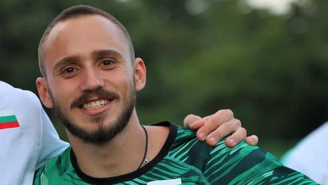 Линков спечели първия медал за България в Талин
