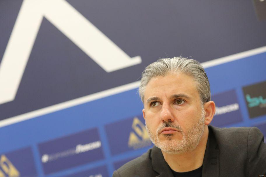 Наско Сираков и Павел Колев говорят за бъдещето на Левски