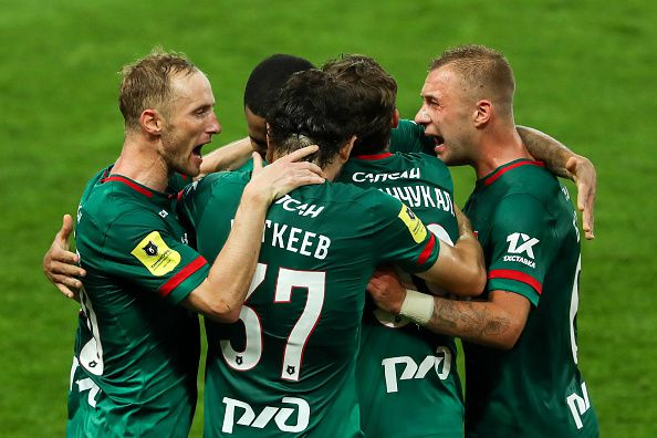 Локомотив (М) - ЦСКА (М) 2:1