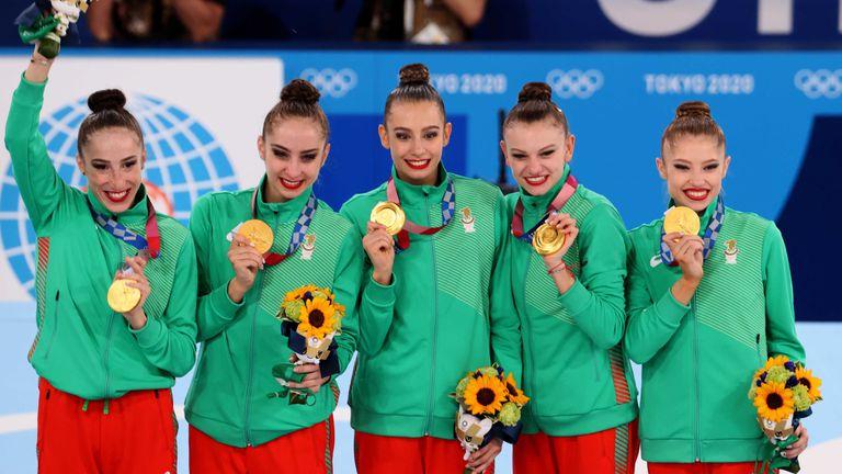 Златни! Ансамбълът донесе трета олимпийска титла за България в Токио