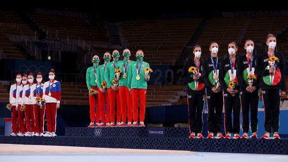 Историческа първа титла за България в художествената гимнастика