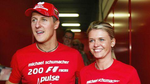 Корина Шумахер: Михаел винаги ни защитаваше и сега ние защитаваме него
