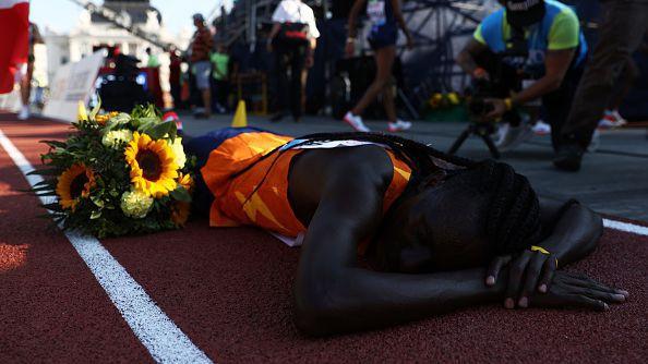 Финален спринт донесе на Нионсаба диамантения трофей на 5000 метра