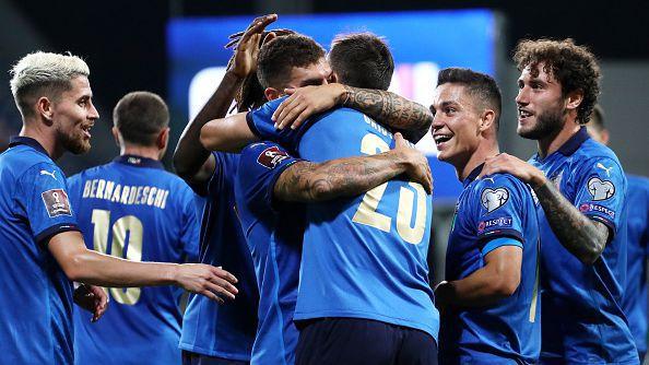 Италия - Литва 5:0