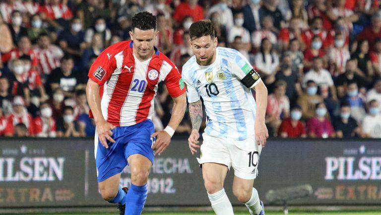 Парагвай и Аржентина не намериха пътя към гола