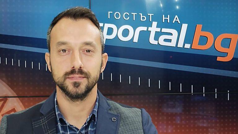Георги Захариев: Твърдо против съм да се изгражда нов национален стадион