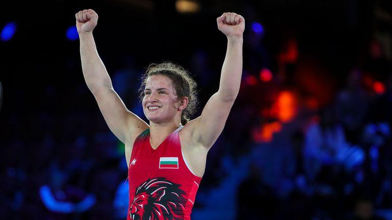 Биляна Дудова: Показах, че съм най-добрата в света, един ден ще спечеля олимпийско злато