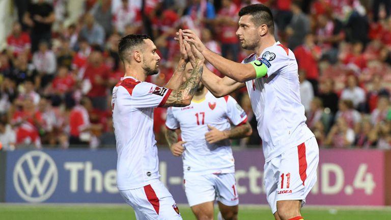 Черна гора не остави шансове на Гибралтар