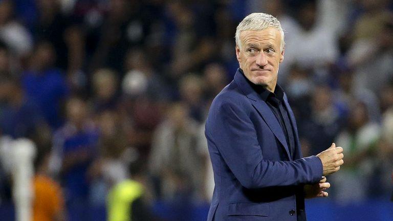 Дешан: Не знам дали има отбор, който може да доминира срещу Испания