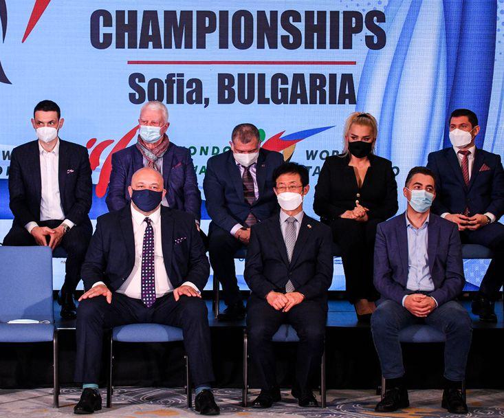 Откриване Европейско първенство по таекуондо в София