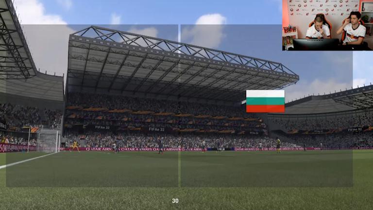 FIFAe Nations Series: България – Финландия 1:3 (Втори мач)
