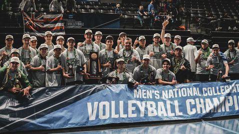 MVP Радо Парапунов изведе университета на Хавай до титлата на САЩ в NCAA (видео + снимки) 🏐