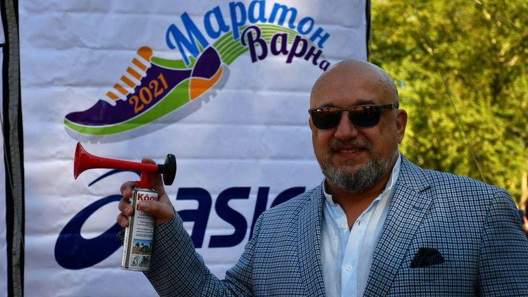 Министър Кралев награди победителите в шестото издание на варненския маратон