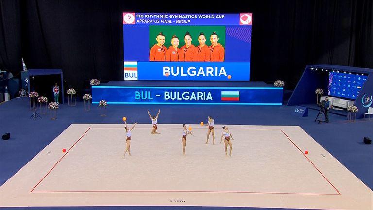 Още 4 медала, от които два златни, за България в последните 3 финала на Световната купа в Баку