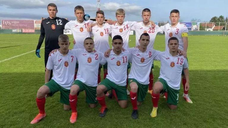 """България U15 завърши на шесто място в крайното класиране на турнира """"Влатко Маркович"""""""