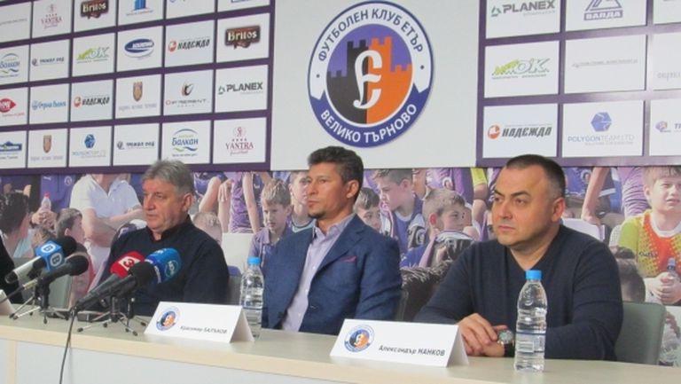 Балъков разкри заплатата си и обяви: Моделът в Етър е нов, поемам цялата отговорност (видео)