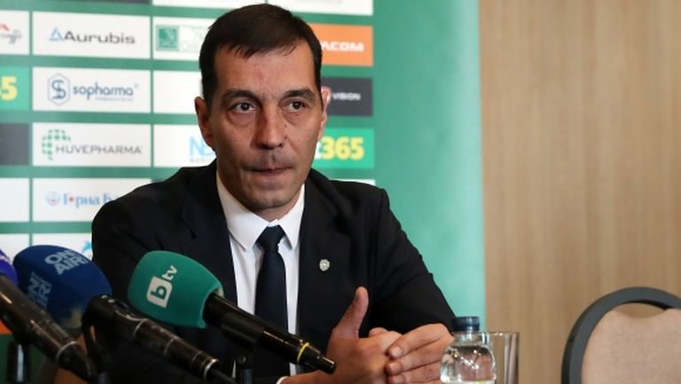 Петричев: Щастлив съм, че ни се падна Милан, защото изпълнихме още едно обещание