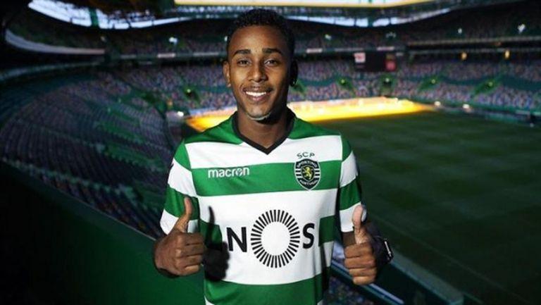 Спортинг надцака конкуренцията за бразилски талант