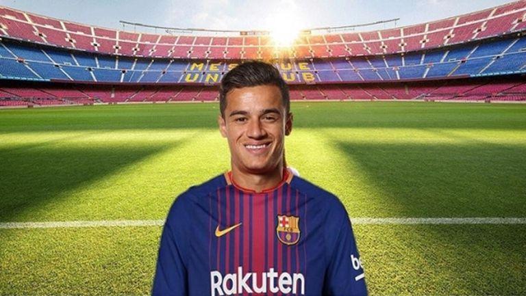 Вижте как Барселона посрещна Коутиньо